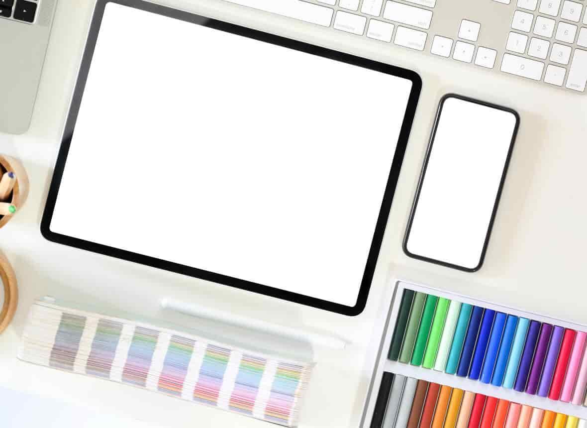 チラシパンフレット印刷デザイン